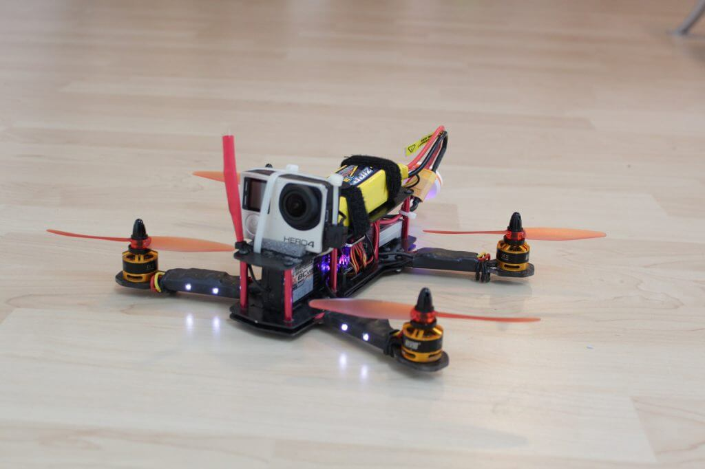 Racecopter 250 Quad