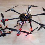 Tarot Iron Man 680 Hexacopter